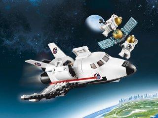 60078, Utility Shuttle (Lego city, Űrsikló, 5-12 év)