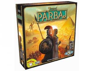 7 Csoda: Párbaj (Asmodee, kétszemélyes stratégiai társasjáték, 10-99 év)