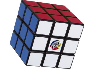 Rubik 3x3x3 kocka, kék dobozos (Rubik, logikai kirakó-, és kockajáték, 8-99 év)