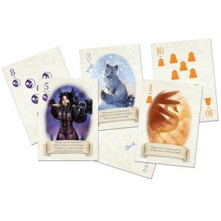 A bűvös rengeteg kártyajáték (10-99 év)