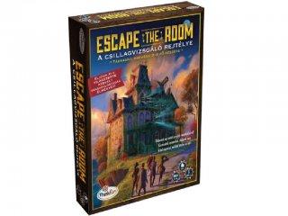 A csillagvizsgáló rejtélye, Escape the room (nyomozós kooperatív társasjáték, 8-99 év)