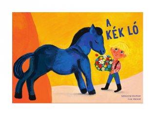 A kék ló, Papírszínház mese (Géraldine Eischner)