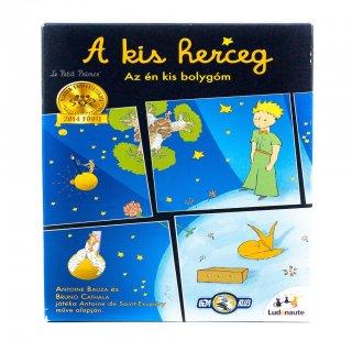 A kis herceg, az Én kis bolygóm (2014. Magyar Társasjáték Fődíjas, kártyás, stratégiai játék, 8-99 év)