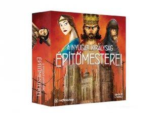 A nyugati királyság építőmesterei, stratégiai társasjáték (12-99 év)
