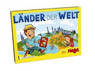 A világ országai, Haba családi társasjáték (8-99 év)