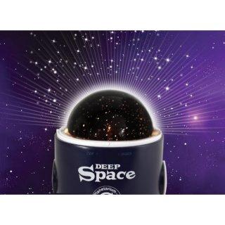 A világűr rejtélyei (B., planetárium és projektor egyben, 6-99 év)