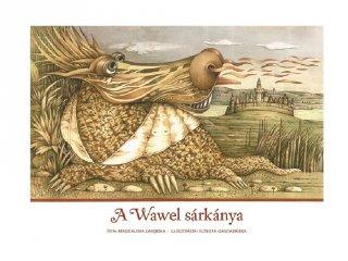 A Wawel sárkánya, Papírszínház mese (Magdalena Zarębska)