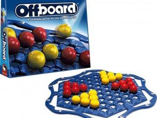 Abalone Offboard, azaz Abalone haladóknak (stratégiai társasjáték, 8-99 év)