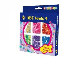 ABC ékszerkészítő szett, kreatív készlet (5-8 év)