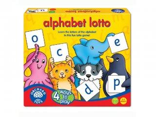 ABC lotto (Orchard, angol párosító játék, 3-6 év)