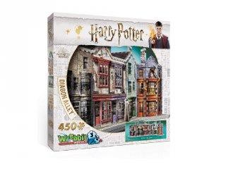 Abszol út Harry Potter 450 db-os 3D puzzle (8-99 év)