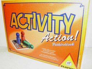 Activity Action! pótkérdések (Piatnik, 660 feladványos kiegészítő, 12-99 év)