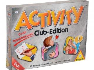 Activity Club Edition (Piatnik, Erotikus partyjáték, 18-99 év)