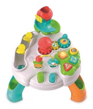 Activity interaktív játszóasztal, bébi fejlesztőjáték (CLEM)