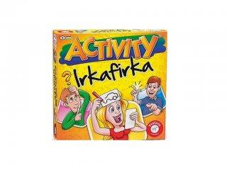Activity Irkafirka (Piatnik, szórakoztató partijáték, 8-99 év)