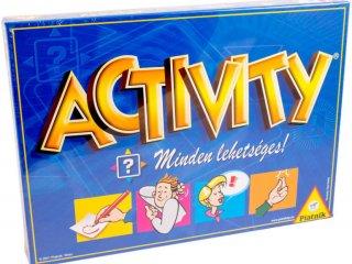 Activity, Minden lehetséges! (Piatnik, testrésszel vagy más tárggyal való hangkeltés, partijáték, 12-99 év)