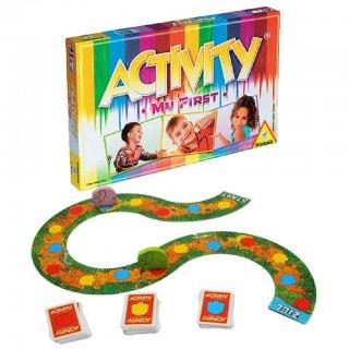 Activity My First (Piatnik, partijáték gyerekeknek, 4-12 év)