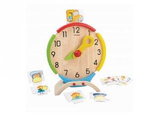 Activity óra, fejlesztő és oktató óra fából (4-7 év)