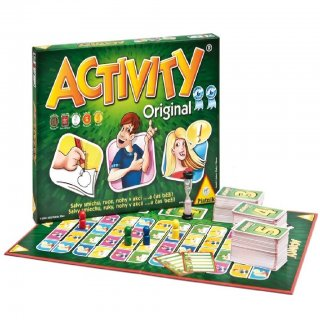 Activity Original (Piatnik, 2640 feladványos partijáték, 7-99 év)