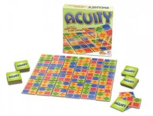 Acuity, Mintafigyelő (FB, figyelemfejlesztő társasjáték, 6-10 év)