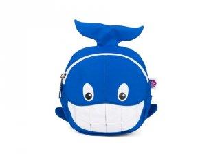 Affenzahn mini hátizsák Willi Whale, a bálna