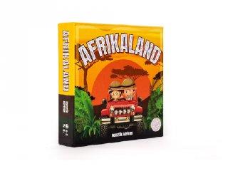 Afrikaland, családi társasjáték (6-99 év)