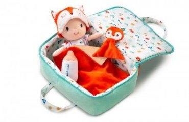 Alex baba menetre kész, bébijáték (Lilliputiens, 83093)