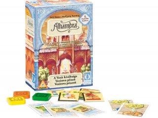 Alhambra 1. kiegészítő, A Vezír kiváltsága (Piatnik, családi, stratégiai társasjáték, 7-99 év)