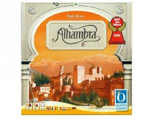 Alhambra (Piatnik, stratégiai társasjáték, 7-99 év)