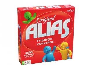 Alias Original (Tactic, beszéltetős, képleíró társasjáték, 10-16 év)
