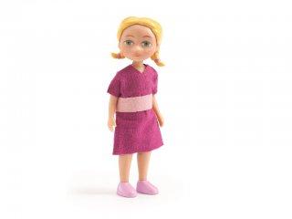 Alice (Djeco, 7809, babaház lakó, 3-10 év)