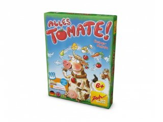 Alles Tomate, Vita Memorita (Zoch, csoportosító memóriajáték, 4-8 év)
