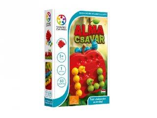 Alma csavar, Smart Games egyszemélyes logikai játék (5-10 év)