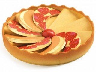 Almás pite (Djeco, 6525, konyhai kiegészítő, 2-7 év)