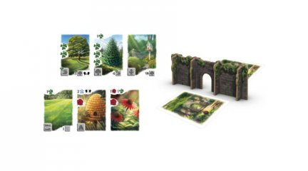 Álomkert, draftolós családi kártyajáték (8-99 év)