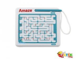 Amaze (Thinkfun, egyszemélyes útkereső logikai játék, 8-99 év)