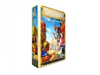 Ankhor: a Nílus-völgy kalmárjai, stratégiai kártyajáték (12-99 év)