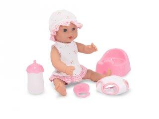 Anna baba kiegészítőkkel, 30 cm-es szerepjáték (3-6 év)