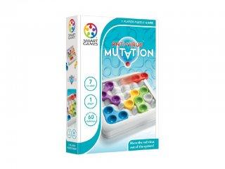 Anti Vírus Mutáció (Smart Games, logikai játék, 7-99 év)