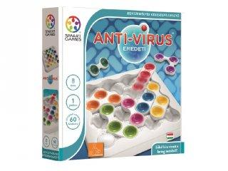 Anti-Vírus, Smart Games (Antivirus, egyszemélyes, kiútkeresős-tologatós logikai játék, 7-99 év)