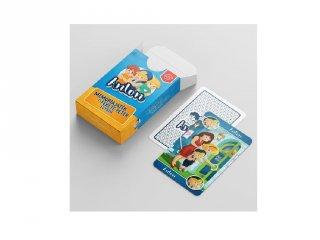 Anton kártyajáték, Fekete Péter és Memóriajáték egyben (3-6 év)
