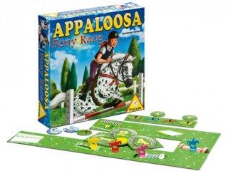Appaloosa, Póniverseny (Piatnik, családi társasjáték, 8-99 év)