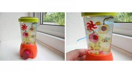 Aquapades, retró vizes ügyességi játék (vegyes színekben)