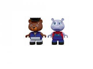 Aquaplay Bo és Vilma figurák figura, fürdőjáték (3-6 év)