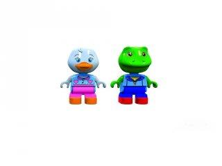 Aquaplay Lotta és Nils figura, fürdőjáték (3-6 év)