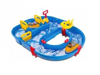 Aquaplay vízi pálya kezdő szett, fürdőjáték (3-6 év)