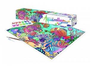 Aquarell óriáskép készítő, Korall tenger, SentoSphére kreatív festőkészlet (8-99 év)