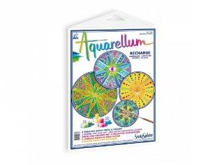 Aquarell pótlapok Afrikai mandala, SentoSphére kreatív készlet (8-99 év)