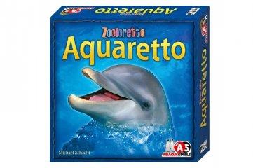 Aquaretto (Abacus, családi-, állatkert építős, taktikai társasjáték, 8-99 év)