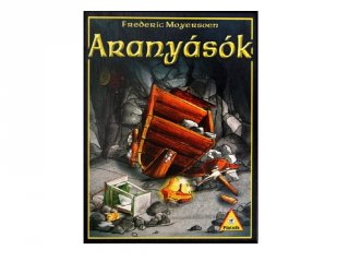 Aranyásók, Saboteur (Piatnik, szórakoztató kártyajáték, 8-99 év)